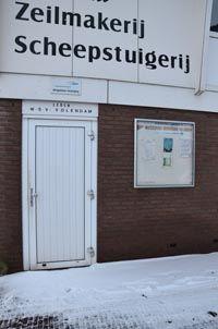 Ingangclubhuis